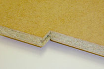 raised access floor panel in chipboard EUROSPAN® P4 EGGER France