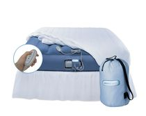 raised inflatable double mattress PREMIER AEROBED