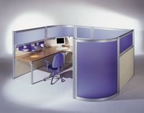 reception desk with acrylic top RECEPTION FLEXI Arcadia