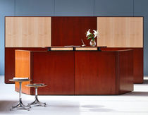 reception desk for healthcare facilities ETHOSPACE SYSTEM by Jack kelley Herman Miller