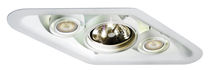 recessed ceiling halogen spotlight (cardan, low voltage) CAYLEY COMBI TAL