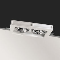 recessed ceiling halogen spotlight (cardan, low voltage) WHITE BOX 2 BUZZI &amp; BUZZI