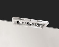 recessed ceiling halogen spotlight (cardan, low voltage) WHITE BOX 3 BUZZI &amp; BUZZI