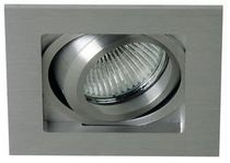 recessed ceiling halogen spotlight (cardan, low voltage) LUZER  Cristalrecord