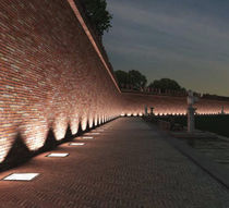 recessed exterior in-ground light for public spaces PIANA 460 MARTINI Illuminazione