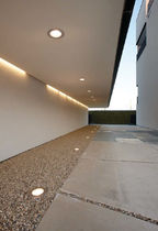 recessed exterior in-ground light (LED) NAIADE by Artemide   Artemide