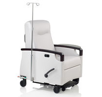 recliner armchair for healthcare facilities PERTH II KI