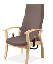 recliner armchair for healthcare facilities ERGO-PRO SA 07 GAS Nufurn - Commercial Furniture Solutions