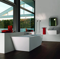 rectangular bath-tub ILBAGNOALESSI DOT LAUFEN