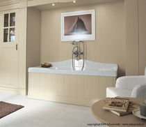 rectangular bath-tub ENGLISH MOOD Minacciolo