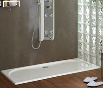 rectangular shower tray LAGO sanitana
