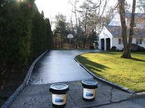 recycled exterior floor paint EGDULS™ ASPHALT COATING FROM RECYCLED MATERIALS ACRY LATEX