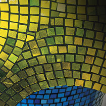 recycled glass mosaic tile AUREO ACID GREEN Trend Group S.p.A.