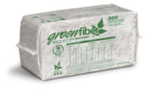 recycled paper foam fire-retardant insulation 500 GREEN FIBER