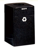 recycling dust-bin with integreted ashtray 1032 Peter Pepper Products