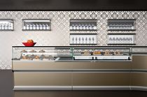 refrigerated and dry counter display case INDIANAPOLIS De Blasi Spa