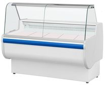 refrigerated butcher counter display case ROTA 1.0 IGLOO