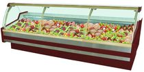 refrigerated butcher counter display case SANTIAGO 1.1W-MOD/A DRE IGLOO