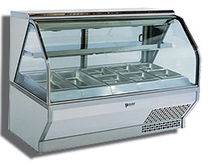 refrigerated counter display case CGD SERIES CustomCool / SIFA
