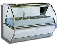 refrigerated counter display case HCGD EL Series CustomCool / SIFA