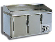 refrigerated prep table DR SC Series CustomCool / SIFA