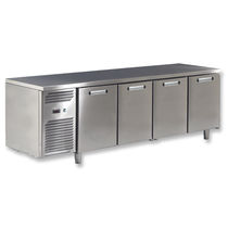 refrigerated prep table DAIQUIRI EC GN 0+8°C 4P Studio 54