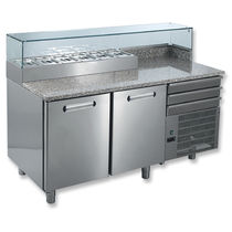 refrigerated prep table TEQUILA ECONOM 1600 2P+3C  Studio 54