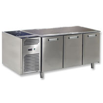 refrigerated prep table DAIQUIRI P.600 3P SENZA PIANO  Studio 54