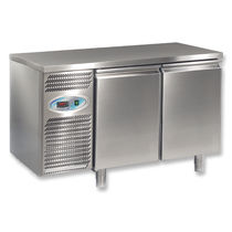 refrigerated prep table DAIQUIRI EN BT -18°/20°C 2P PIANO LISCIO  Studio 54