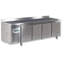 refrigerated prep table DAIQUIRI EN BT -18°/20°C 4P PIANO ALZ.  Studio 54
