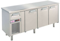refrigerated prep table TPXP caplain machines
