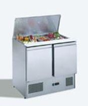 refrigerated prep table ELITE: SALA100 Ilsa