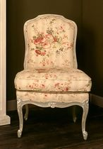 Regency classic style chair SOPHIE JCB INT&Eacute;RIEURS