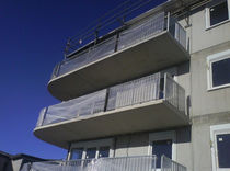 reinforced concrete balcony  Spurgin SAS