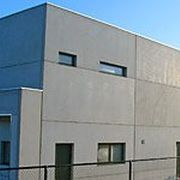 reinforced concrete facade panel (insulated)  CONDECO S.A.