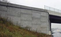 Reinforced Earth retaining wall RETAINED EARTH� Reinforced Earth Company