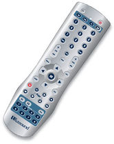 remote control for home multimedia system SCR2 Russound