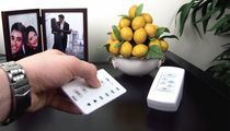 remote-controlled home automation system for lighting SCENE SWITCH HAI (Home Automation, Inc.)