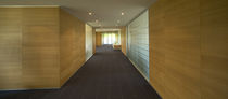 removable acoustic wooden partition METAFORA BWS/SWS Adotta Italia srl