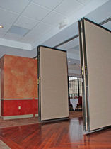 removable partition MODEL 3030 KWIK-WALL Company
