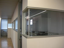 removable plasterboard partition  METAFORA BWS/SWS Adotta Italia srl