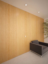 removable wooden partition WALL SYSTEM oKultus