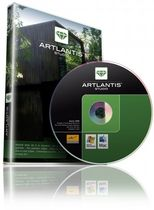 rendering software ATLANTIS STUDIO Artlantis