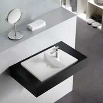 resin built-in washbasin FLY The Bath Collection