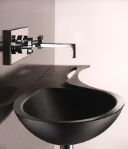 resin wall-hung washbasin QKIAIO Decor