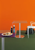 restaurant table NOX by Pocci & Dondoli DESALTO spa