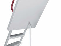 retractable attic ladder for roof hatch (fire resistant) GM-4 OBJEKT WIPPRO