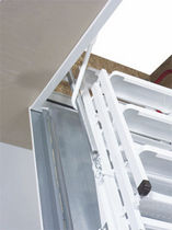 retractable attic ladder for roof hatches GM-4 ISOTEC-LUXE WIPPRO