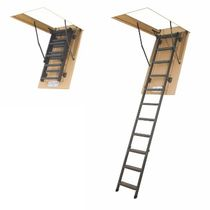 retractable folding attic ladder LMS FAKRO