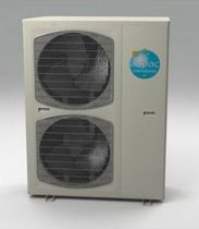 reversible air/water air source heat pump OPHELY: DUAL OUTDOOR UNIT Airpac International